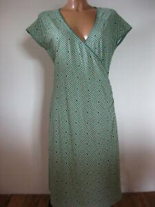 King Louie Damen Kleid grün Gr. L