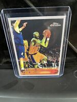 1996-97 Kobe Bryant Topps Chrome NBA Rookie Los Angeles Lakers RC RP- Mint