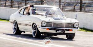 Grille Aluminum Ford Maverick GTV* Grabber Mercury Comet LDO Stallion