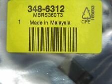 Lot x2: Diodo Schottky cms MBRS 360 T3 smd MBRS360T3 Barrera Rectificadores