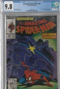 THE AMAZING SPIDER-MAN # 305 CBCS 9.8