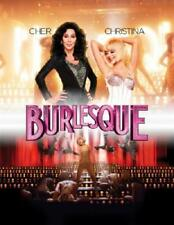 Burlesque Movie Poster Cher Christina 11x17 Mini Poster