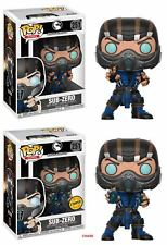 Mortal Kombat POP! Games Figures Subzero 9 cm Assortment (6) Funko Mini