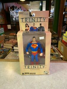 DC Direct Action Figure NIP - Series 1 Trinity SUPERMAN