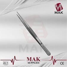 MAK Dressing & Tissue Forceps POTTS SMITH 18cm Straight Fine Quality Instruments