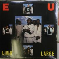 "R&B/Soul Sealed 12"" Lp Eu Livin' Large On Virgin"