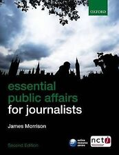 Essential Public Affairs for Journalists-ExLibrary