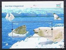Portugal 2008 Int.Polar Year M.S. NEW ISSUE MNH