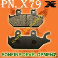BRAKE PAD for YAMAHA TZR XT400 XT 500 600 XTZ660 TENERE
