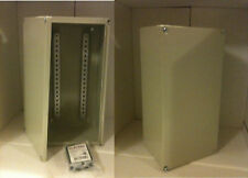 TERMINALE IN ACCIAIO ip55 Custodia WALLBOX 300x150x120mm NUOVO