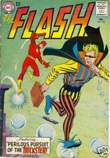 Flash #142 February 1964 Vg- Trickster