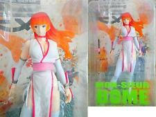 DOA Dead or Alive Kasumi 7.5  Action Figures WHITE