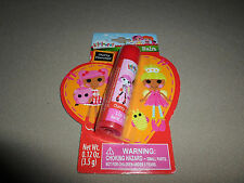 .12 Oz. Tube Of Lalaloopsy Cherry Flavored Lip Balm~For Ages 3+, NEW IN PACKAGE!