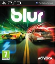 BLUR RACING PS3 Game NEW SEALED UK PAL Sony Playstation 3 Very Rare Multiplayer