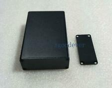 1pcs 80*50*20mm DIY Black Electrical Instruments Aluminum Box /Enclosures