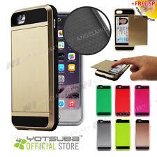 iPhone 5S / 5 5C SE Case, Card pocket Color Wallet  Cover For Apple