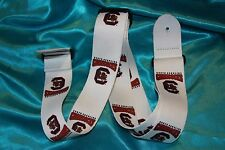 "CLOSEOUT! University of South Carolina, 2"" Wide Nylon Guitar Strap, CGSB-SC"