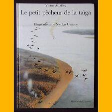 LE PETIT PÊCHEUR DE LA TAÏGA Victor Astafiev Nicolas Ustinov 1989