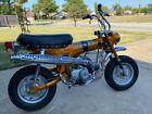 1970 Honda CT  1970 honda ct70 trail motorcycle