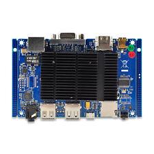 Slimmest Z3735F Itx motherboard fanless X86 1.33G Quad core intel atom