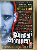 Barboteuse Stomper DVD 1992 Australien Cult Neo Nazi Skinhead Drama W / Russel