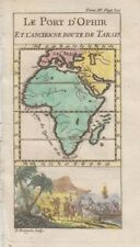 1739 Pluche Map of Africa