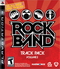 Rock Band Track Pack vol. 2 PS3 New Playstation 3