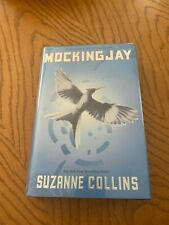 The Hunger Games:3 ~ MOCKINGJAY by Suzanne Collins (2010, Hardcover), 1/1