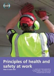 Principles of Health and Safety at Work by Allen, Jim Paperback Book The Cheap