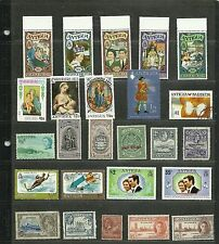 ANTIGUA  Amazing Collection Miscellaneous Very Fine Mint &  Used Stamps Set# 1