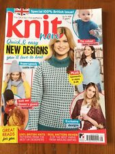 Knit Now Magazine Issue 86