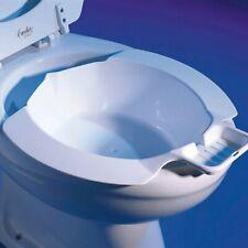 Portable bidet, bidet bath, bidet tub, Plastic bidet, sitting bath - White …