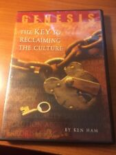 Genesis: The Key to Reclaiming the Culture by Ken Ham (DVD)  ...166