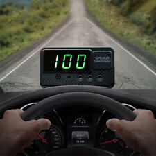 GPS Speedometer Universal HUD Heads Up Digital Display For All Vehicles