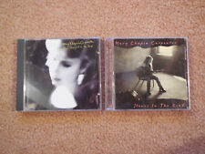 Mary Chapin Carpenter 2 CD Lot - Stones In The Road & Shooting Straight In The..
