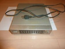 SONY SEH-22 Graphic Equalizer