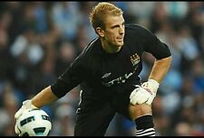 Umbro official Manchester City  Soccer Shorts players version Joe Hart