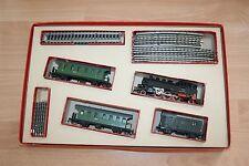 Piko H0 DR Set-Dampflok BR 64 282 + 3 Wagen inklusive Schienen/guter Zustand/OVP