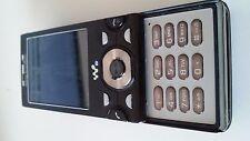Sony Ericsson Sony Ericcson Walkman W995 - Progressive Black (Unlocked) Mobile P