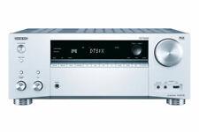 Onkyo Tx-rz720 7.2 Channel Network 4k Bluetooth Dolby Atmos A/v Receiver Black