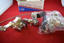 Dia-Compe 980 Cantilever Brake caliper Set silver Stamped 55 1983 NOS NIB