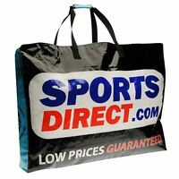 SportsDirect XL Shopping Carry Bag 4 Life Touch & Close Handles Zip