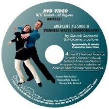VIENNESE WALTZ American Style Smooth Choreography Dance Vision DVD DASSS331