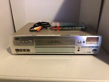 JVC HR-S9500U Super VHS No Remote Blank Tape And AV Cords Tested And Works