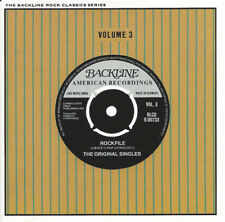 Rockfile 3 Jerry Wallace Conway Twitty Harry Belafonte Marty Robbins Lesley Gore