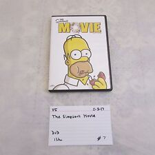 DVD - The Simpsons Movie - Very Good condition