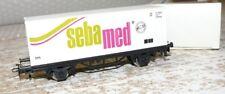 G13  Märklin 88702 SoMo Containerwagen Basis 4481 seba med