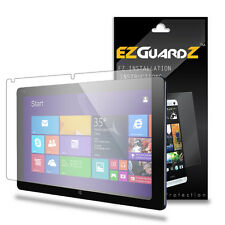 2X EZguardz LCD Screen Protector Cover HD 2X For Cube i7 Tablet (Ultra Clear)