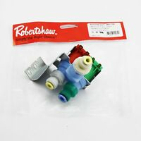Robertshaw IMV708 Residential Ice Maker Water Valve- Whirlpool W10408179 4389177