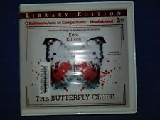 The Butterfly Clues by Kate Ellison (2012, CD, Unabridged) 8 Discs
